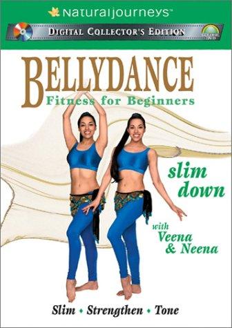 Bellydance Fitness for Beginners: Slim Down