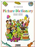 img - for Richmond Picture Dictionary: English-Spanish Spanish-English (Reference) (Spanish Edition) book / textbook / text book
