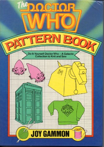 Doctor Who Pattern Book