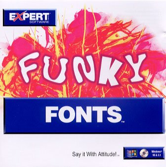 Expert Software - Funky Fonts