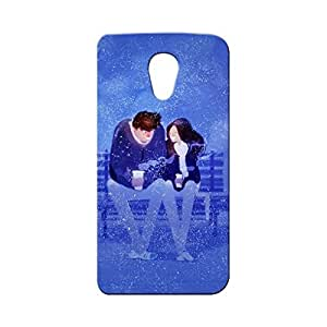 BLUEDIO Designer Printed Back case cover for Motorola Moto G2 (2nd Generation) - G0611