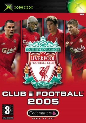 Club Football: Liverpool FC 2005 (Xbox)