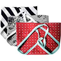 Kidbee New Born Baby Hosiery Cloth Nappy Multi Color Set Of 3e [0-6MONTHS]