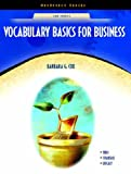 Vocabulary Basics for Business (NetEffect Series) (013060710X) by Cox, Barbara