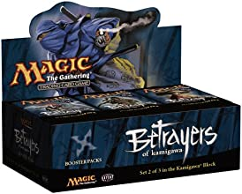 Magic the Gathering MTG Betrayers of Kamigawa Booster Pack 15 CardsPack Out of Print