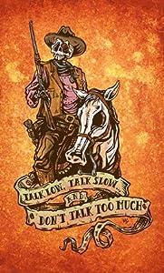 Cowboy Sheriff Skeleto...