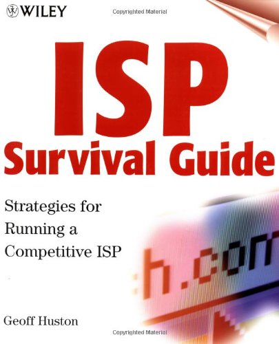 Isp Survival Guide: Strategies For Running A Competitive Isp