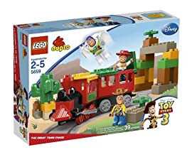 LEGO DUPLO Toy Story The Great Train Chase 5659 [Toy]