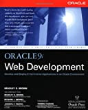 Oracle9i Web Development (0072193883) by Brad Brown