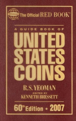 Image for A Guide Book of United States Coins 2007 (60th Edition)