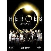 HEROES / ヒーローズ DVD-BOX 1