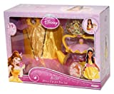 Disney Princess Belle Dress up for Tea Set 19 Pieces Set Tea Party Fun