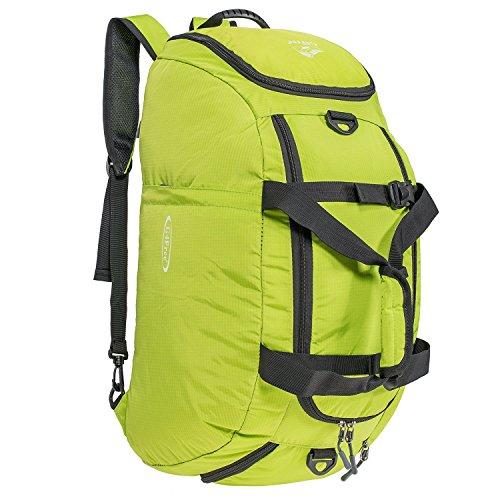g4free 3 way travel duffel backpack luggage sports bag