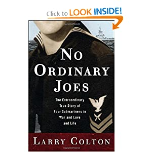 No Ordinary Joes - Larry Colton