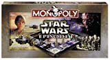 Star Wars Episode 1 Collector Edition Monopoly with 3-D Gameboard and 8 Exclusive Collectible Tokens from Episode I Characters (Anakin Skywalker, Jar Jar Binks, Qui-Gon Jinn, Queen Amidala, Darth Sidious, Battle Droid, Darth Maul and Sebulba).