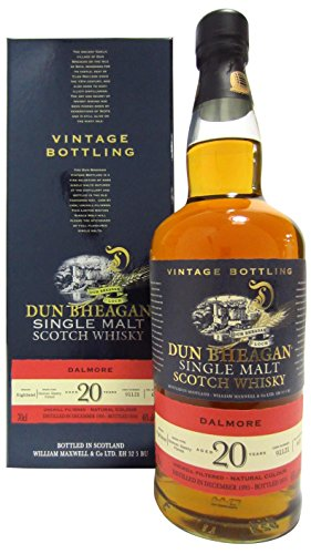Dalmore - Dun Bheagan Single Cask #91121 - 1995 20 year old Whisky