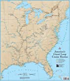 America's Great Loop Cruise Routes