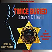 Twice Buried: An Undersheriff Bill Gastner Mystery #3 | Steven F. Havill