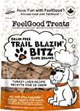 FeelGood Trail Blazing Bitz Grain-Free Turkey Liver Recipe