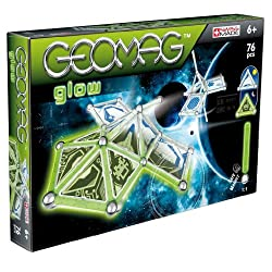 GEOMAG GLOW IN THE DARK PANELS