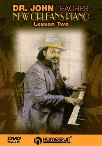 Dr John Teaches New Orleans Piano 2 [1988] [DVD]