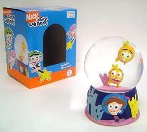 NickToons Fairly Odd Parents Cosmo Plush - Walmart.com  Fairly Oddparents Toys