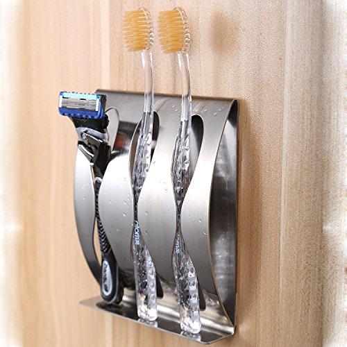 zunto-zahnburstenhalter-zahnpastaspender-wand-montiert-edelstahl-3m-ohne-bohren-3-locher