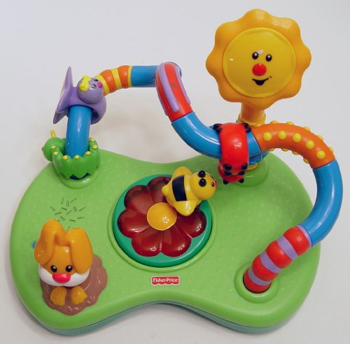 Fisher Price Activity Maze Musical Developmental Toddler Toy 2006 - 1