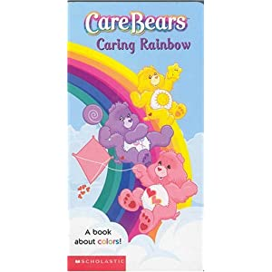 The Caring Rainbow (Care Bears Board Books)