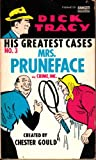 Dick Tracy - His Greatest Cases #3 : Mrs. Pruneface, Also Crime Inc. (Fawcett Books #P3459)