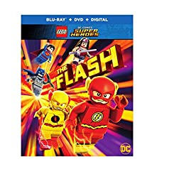 LEGO DC Super Heroes: The Flash [Blu-ray]