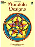 img - for Mandala Designs (Dover Design Coloring Books) book / textbook / text book