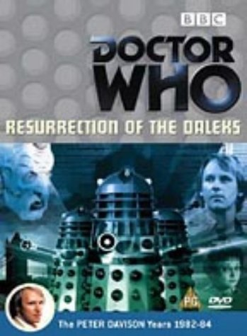 Doctor Who – Resurrection Of The Daleks [1983]
