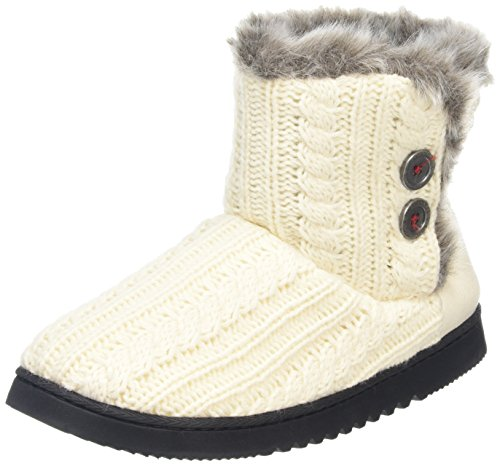 dearfoams-cable-knit-two-button-boot-with-memory-foam-chaussons-femme-off-white-muslin-00120-38-39-e