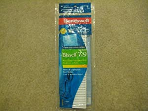 Home Care Industries Inc Bissell 7&9 Hepa Filter H11002 Vacuum Accessories