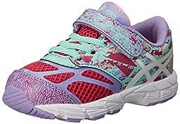 ASICS Kids Noosa Tri 10 TS Running Shoe Cabernet/White/Violet 6 M US Toddler
