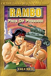 Rambo (Animated Series): Face of Freedom