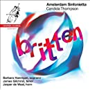 Britten: Les Illuminations, Variations on a theme of Frank Bridge, Serenade, Now Sleeps the Crimson Petal