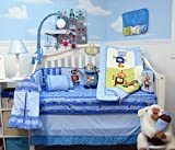 SoHo Mechanical Heros Baby Crib Nursery Bedding Set 14 pcs