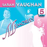 echange, troc Sarah Vaughan - Memories