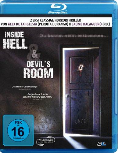 Inside Hell & Devil's Room [Blu-ray]