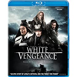 White Vengeance [Blu-ray]