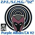 """Drop-Zone"" The Purple Album MixTape Chapter A Volume 2"