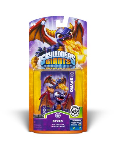 Activision Skylanders Giants Single Character Pack Core Series 2 Spyro