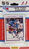 New York Rangers 2012 / 2013 Score Hockey Brand New Factory Sealed 12 Card Team Set Made By Panini Including Henrik Lundqvist, Ryan Callahan, Brad Richards, Marian Gaborik, Derek Stepan, Michael Del Zotto, Carl Hagelin, Marc Staal, Artem Anisimov, Brandon Dubinsky, Ryan Mcdonagh and Chris Kreider.