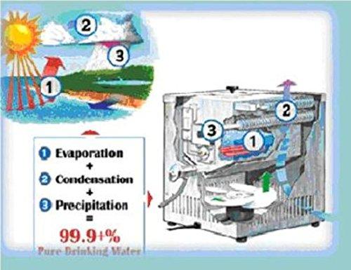 Water Distillers Made In Usa ~ Steampure countertop water distiller hardware plumbing