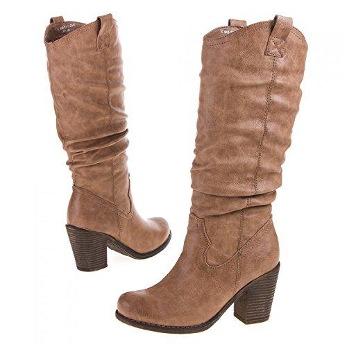 damen winter schuhe boots damenstiefel winterstiefel. Black Bedroom Furniture Sets. Home Design Ideas