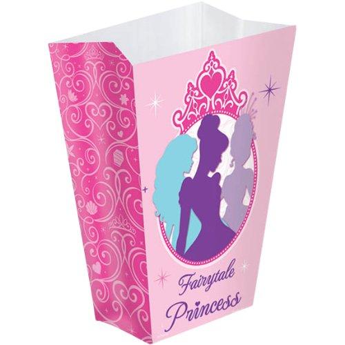 16 Count Disney Princess Favor Bags, Multicolored