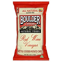 Boulder Canyon BG11129 Boulder Red Wine Vngr - 12x5OZ