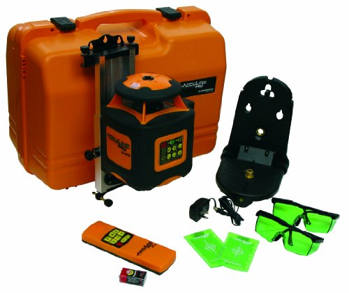 Johnson Level and Tool 40-6545 Rotary Laser Self-Leveling Interior Kit